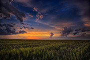 Great Plains Posters - Gods Country Poster by Thomas Zimmerman