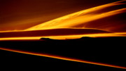 Precise Metal Prints - GODs Light.. Metal Print by Al  Swasey