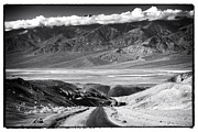 Great White Death Framed Prints - Going Down in Death Valley Framed Print by John Rizzuto