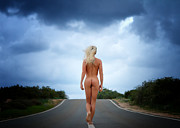 Naked Back Photos - Going Home  by Stylianos Kleanthous