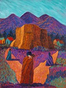 Carolene Of Taos - Going to church in...
