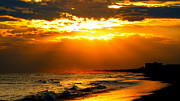 EdCindy Croal - Golden Beach Sunset