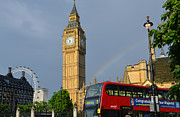 RicardMN Photography - Golden Big Ben London...