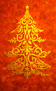 Katharine Green - Golden Christmas Tree
