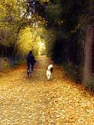 Leslie Hunziker - Golden Days of Fall