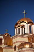 Amazing Jules - Golden Domes of St. Sava Church