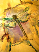 M C Sturman - Golden Dragonfly
