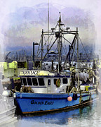 William Havle - Golden Eagle Fishing Boat
