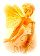 The Creative Minds Art and Photography - Golden Fairy
