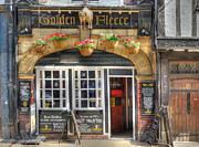 David Birchall - Golden Fleece pub in York