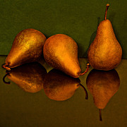 Fine Photography Art Photos - Golden Fruit by Constance Fein Harding