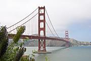Golden Gate Bridge 3 Print by Shane Kelly
