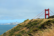 Rincon Road - Golden Gate Bridge From...
