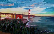 M Bleichner - Golden Gate Bridge San...