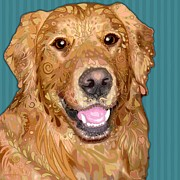 Sharon Marcella Marston - Golden Retriever