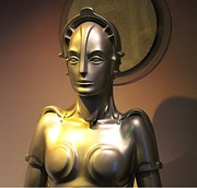 Cynthia Snyder - Golden Robot Lady
