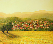 Kiril Stanchev - Golden Rural Scene