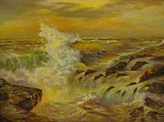 Carol Bitz - Golden Sea