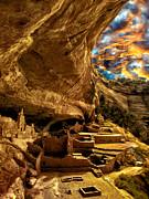 Dominic Piperata - Golden Sunset at Mesa Verde