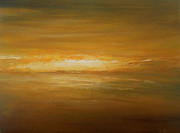 Jane See - Golden Sunset