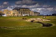 Alex Saunders - Golf Swilcan Bridge St...