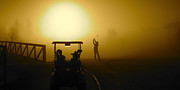 ELITE IMAGE photography By Chad McDermott - Golfer in the Golden...