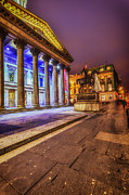2014 Framed Prints - GOMA Glasgow Framed Print by John Farnan