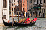 Mailis Laos - Gondolas on Venice Grand...