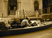 Jules Smith - Gondolier
