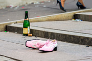 Champagne Photos - Gone With The Champagne - Featured 3 by Alexander Senin