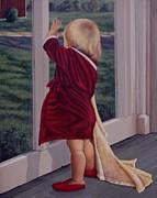 Good-by Print by AnnaJo Vahle