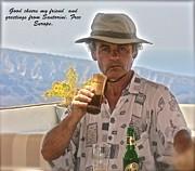 Andrzej Goszcz  - Good cheers my friend ....