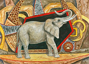 Good Luck Originals - Good Luck Elephant by Elinor Sethman