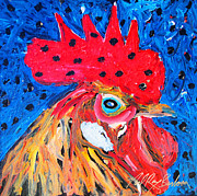 Neal Barbosa - Good luck rooster