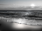 Black And White Photography Paintings - Good Morning Sun by Jeffery Fagan