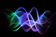 Good Vibrations Print by Dazzle Zazz