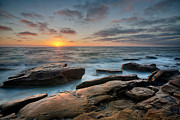 La Jolla Photos - Goodnight WindNSea by Peter Tellone