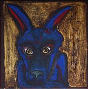 Tablou Art - Goofy Dog Series by Amy Marie Adams