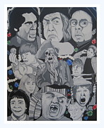 Gary Niles - Goonies Collage