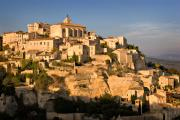 Hill Town Art - Gordes by Louise Heusinkveld