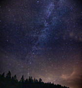 Dave Beal - Gorge Milky Way Panorama