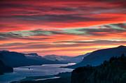 Brian Bonham - Gorge Sunrise