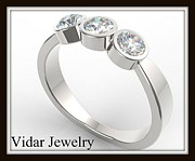 Roi Avidar - Gorgeous 14k White Gold...