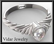 Roi Avidar - Gorgeous Pear Diamond...