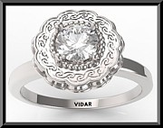 Roi Avidar - Gorgeous Round Diamond...