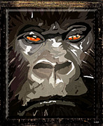 Ape Originals - Gorilla by Daniel Janda