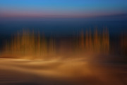 Metal Art Photography Posters - Gossamer Sands - a Tranquil Moments Landscape Poster by Dan Carmichael