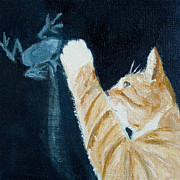 Cat Paw Originals - Gotcha by Lou Belcher