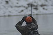 Randy J Heath - Gotcha   Steelhead fishing