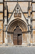 Door Photos - Gothic Portal Church by Jose Elias - Sofia Pereira